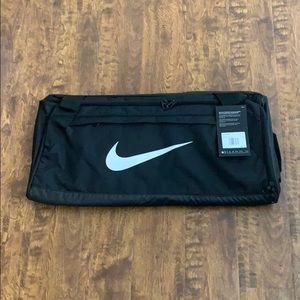 Nike Brasilia Training Duffel Gym Bag Black Medium